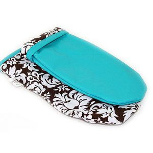 Teal Non-absorbent Reversible Mitts by Body Buddy Company