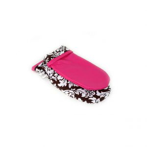 Hot Pink Non-absorbent Reversible Mitts by Body Buddy® Company