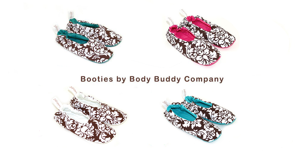 Booties by Body Buddy Company